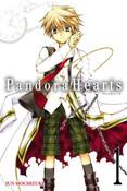 Pandora Hearts Manga Volume 1