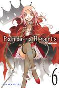 Pandora Hearts Manga Volume 6