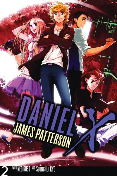 Daniel X Manga Volume 2