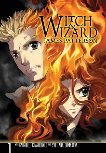 The Witch & Wizard Manga Volume 1