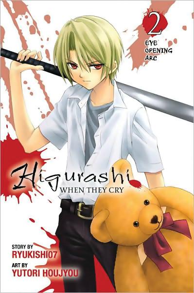 Higurashi When They Cry Manga Volume 12