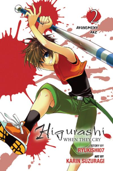Higurashi When They Cry Manga Volume 16