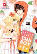 13th Boy Manga Volume 12