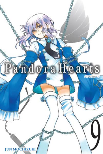 Pandora Hearts Manga Volume 9