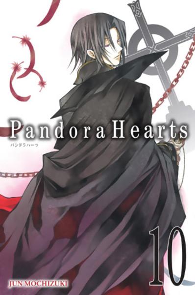 Pandora Hearts Manga Volume 10