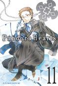 Pandora Hearts Manga Volume 11