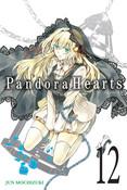 Pandora Hearts Manga Volume 12