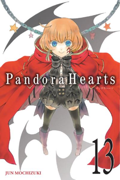Pandora Hearts Manga Volume 13