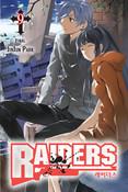 Raiders Manga Volume 9