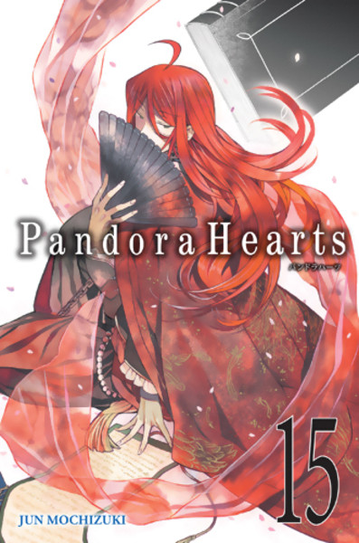 Pandora Hearts Manga Volume 15