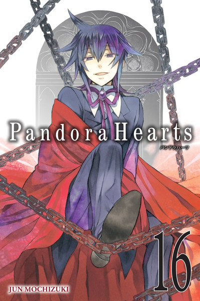 Pandora Hearts Manga Volume 16