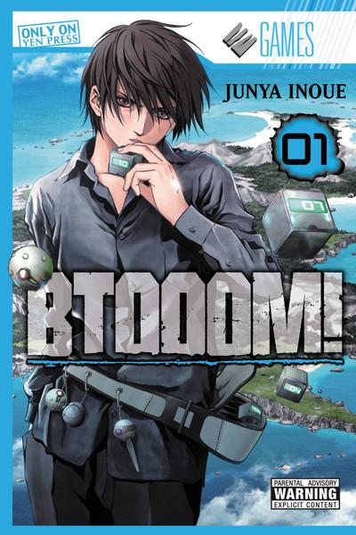 BTOOOM! Manga Volume 1