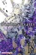 Pandora Hearts Manga Volume 18