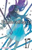 Pandora Hearts Manga Volume 17