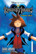 Kingdom Hearts Final Mix Manga Volume 1