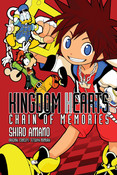 Kingdom Hearts Chain of Memories Manga