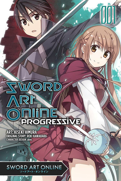 Sword Art Online Progressive Manga Volume 1