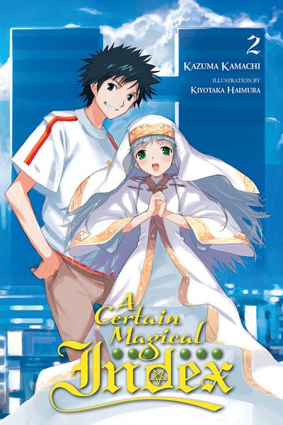 A Certain Magical Index Novel Volume 2