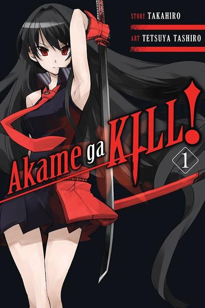 Akame Ga Kill Manga Volume 1