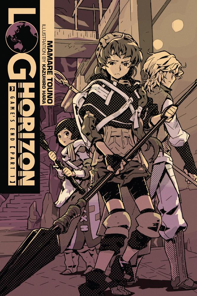 Log Horizon Novel Volume 3 9780316263849