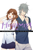 Horimiya Manga Volume 4