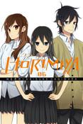 Horimiya Manga Volume 6