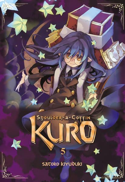 Shoulder A Coffin Kuro Manga Volume 5