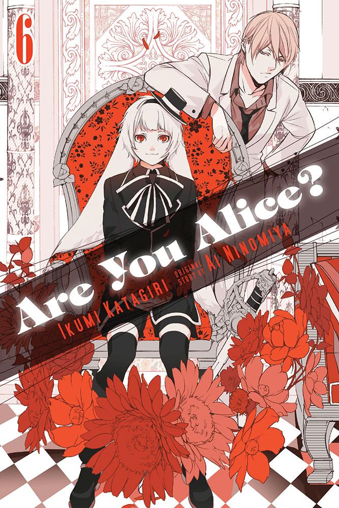 Are You Alice? Manga Volume 6 9780316286213