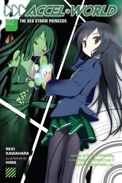 Accel World Novel Volume 2