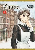 Emma Manga Omnibus Volume 1 (Hardcover)