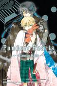 Pandora Hearts Caucus Race Novel Volume 1