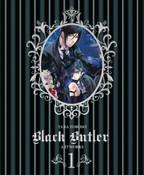 Yana Toboso Artworks Black Butler Volume 1 (Hardcover)