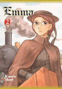 Emma Manga Omnibus Volume 2 (Hardcover)