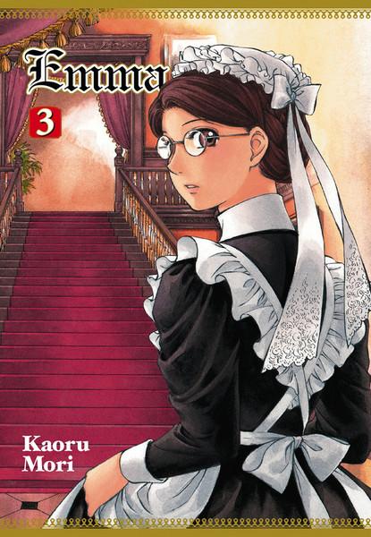 Emma Manga Omnibus Volume 3 (Hardcover)