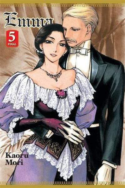 Emma Manga Omnibus Volume 5 (Hardcover)