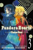 Pandora Hearts Caucus Race Novel Volume 3
