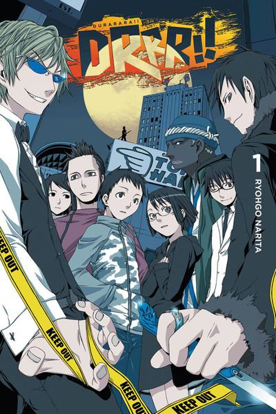 Durarara!! Novel Volume 1