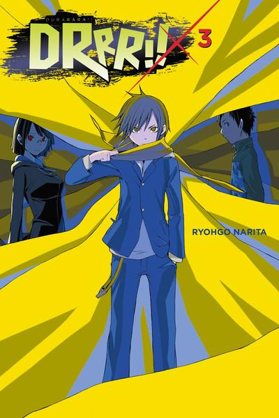 Durarara!! Novel Volume 3