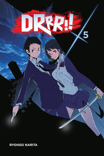 Durarara!! Novel Volume 5