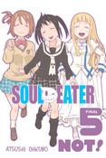 Soul Eater Not! Manga Volume 5