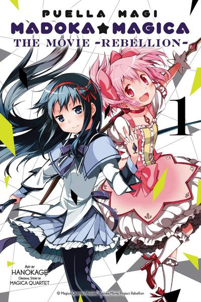 Puella Magi Madoka Magica the Movie -Rebellion- Manga 01