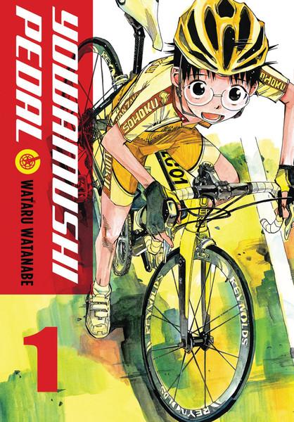 Yowamushi Pedal Manga Volume 1