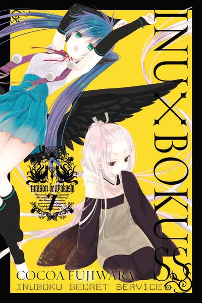 Inu X Boku Secret Service Manga Volume 7