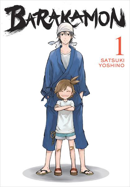 Barakamon Manga Volume 1