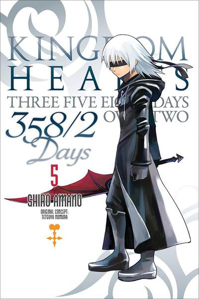 Kingdom Hearts 358/2 Days Manga Volume 5