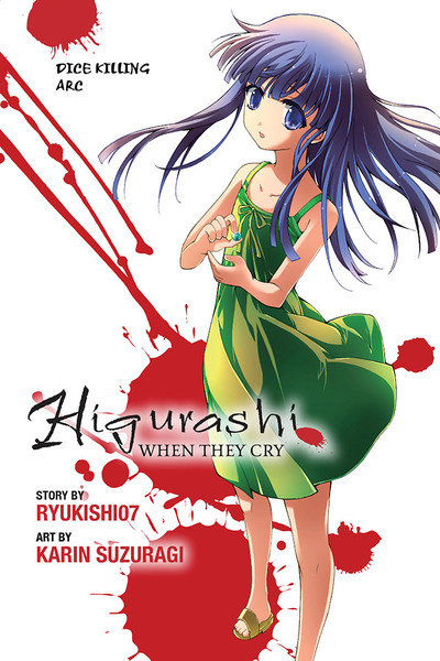 Higurashi When They Cry Manga Volume 26
