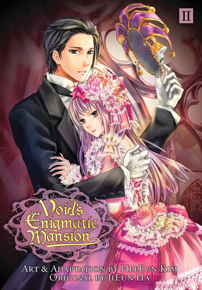 Void's Enigmatic Mansion Manga Volume 2
