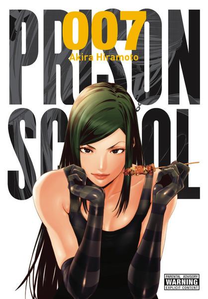 Prison School Manga Volume 7