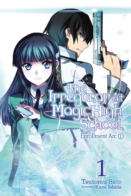 The Irregular at Magic High School Novel Volume 1 9780316348805