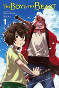 The Boy and the Beast Manga Volume 1